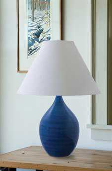 House of Troy Scatchard GS300 Table Lamp HTGS300