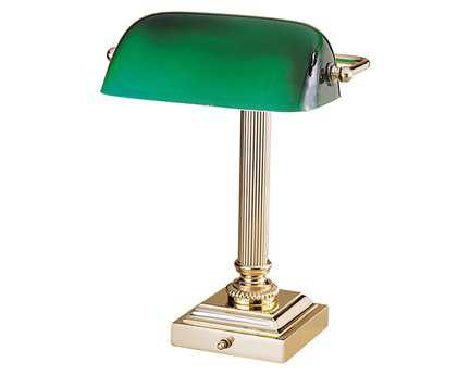 House of Troy Shelburne Desk Lamp HTDSK428G