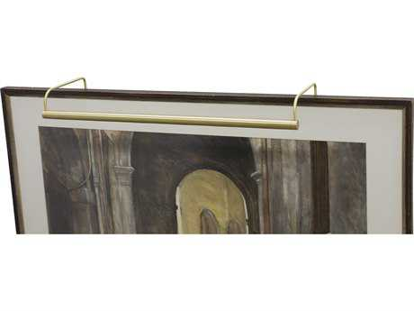House of Troy Slim-Line Eight-Light Picture Light HTSL40