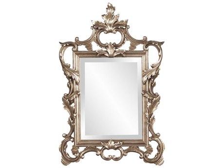 Howard Elliott Andrews Scroll Wall Mirror
