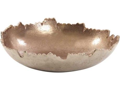 Howard Elliott Broken Edge Copper Bowl / Wall Art HE35047