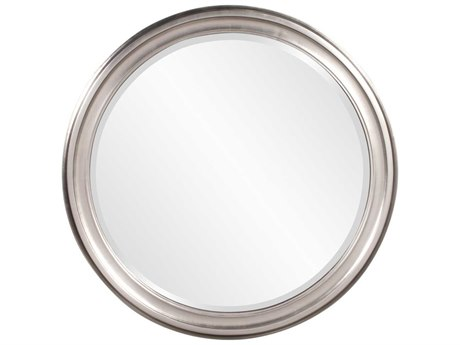 Howard Elliott George 36 Round Round Wall Mirror