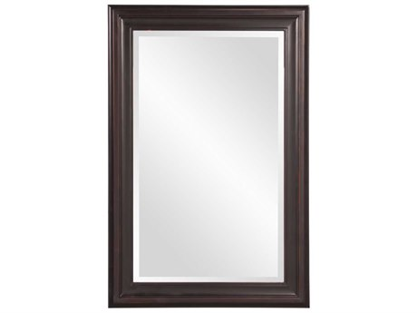 Howard Elliott George 24 x 36 Oil Rubbed Bronze Wall Mirror
