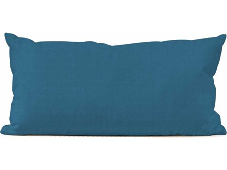 Howard Elliott Seascape Turquoise Kidney Pillow HEQ4298
