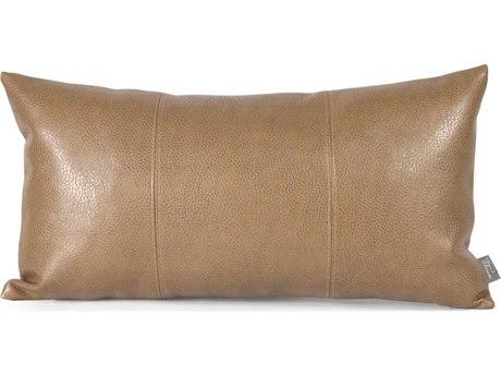 Howard Elliott Kidney 11 x 22 Brown Pillow HE4191