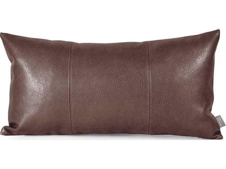Howard Elliott Kidney 11 x 22 Brown Pillow HE4192