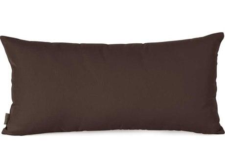 Howard Elliott Seascape Chocolate Kidney Pillow HEQ4462
