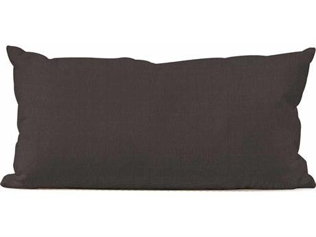 Howard Elliott Seascape Charcoal Kidney Pillow HEQ4460