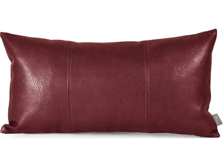 Howard Elliott Kidney 11 x 22 Red Pillow HE4193