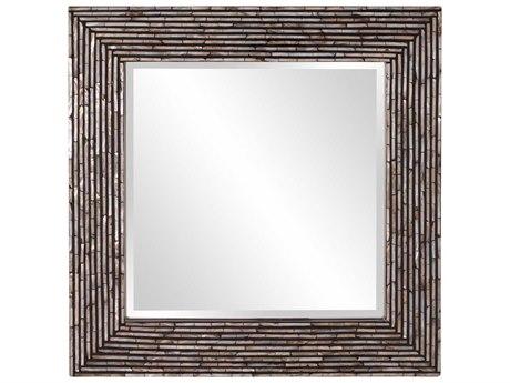 Howard Elliott Orlando 32 Mother Of Pearl Wall Mirror
