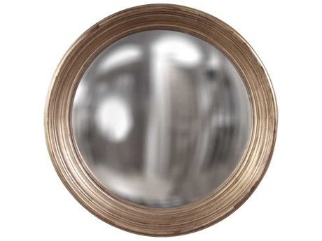 Howard Elliott Silas 34 x 4 Silver Wall Mirror