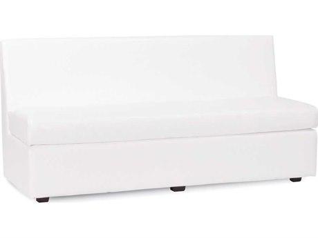 Howard Elliott Slipper Avanti White Sofa HE858190