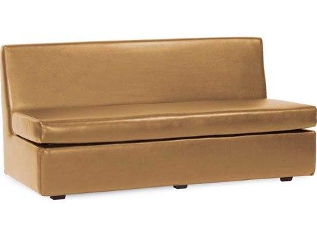 Howard Elliott Slipper Avanti Bronze Sofa HE858191