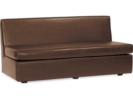 Howard Elliott Slipper Avanti Pecan Sofa HE858192