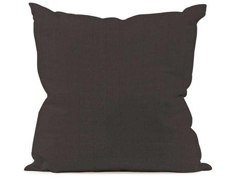 Howard Elliott Seascape Charcoal 16'' x 16'' Pillow