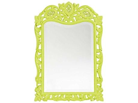 Howard Elliott St. Agustine 20 x 29 Green Wall Mirror HE4085MG