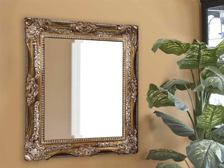Howard Elliott Thames 28 x 34 Wall Mirror
