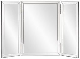 Tripoli Trifold Vanity 21 x 21 Wall Mirror