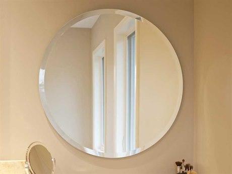Howard Elliott Round Mirror 28 Round Wall Mirror HE36005
