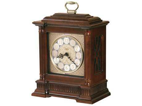 Howard Miller Akron Windsor Cherry Bracket Style Clock