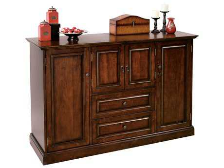 Howard Miller Bar Devino Americana Cherry Wine & Cabinet HOW695080