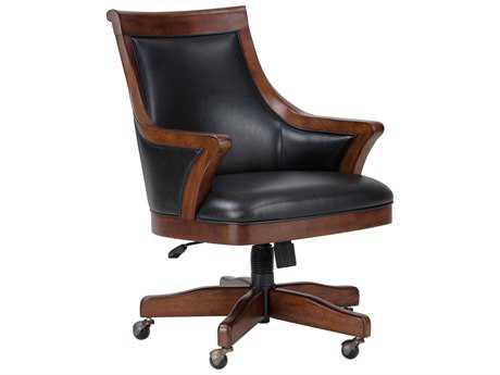 Howard Miller Bonavista Rustic Cherry Club Chair