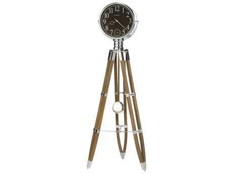 Howard Miller Chaplin II Driftwood Floor Clock HOW615071