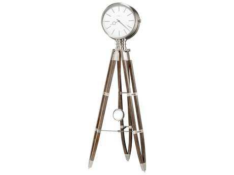 Howard Miller Chaplin IV Aged Auburn Floor Clock