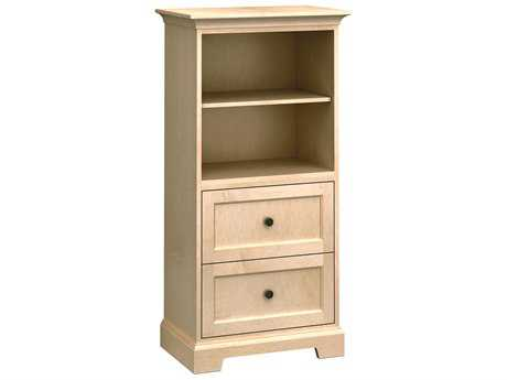 Howard Miller Custom Two-Drawer Storage Cabinet