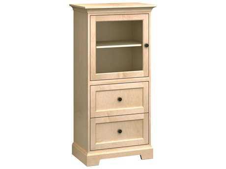 Howard Miller Custom Two-Drawer Storage Cabinet