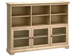 Custom Three-Door Storage Cabinet