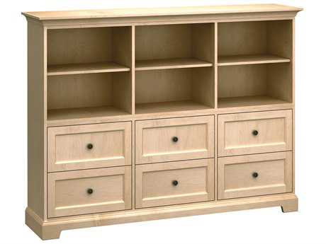 Howard Miller Custom Six-Drawer Storage Cabinet
