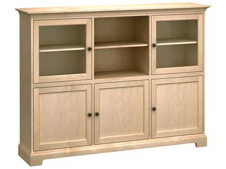 Howard Miller Custom Five-Door Storage Cabinet HOWHS73H