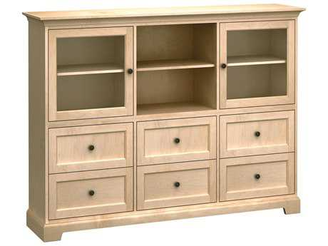 Howard Miller Custom Six-Drawer Storage Cabinet HOWHS73J