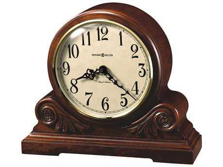 Howard Miller Desiree Americana Cherry Mantel Clock HOW635138