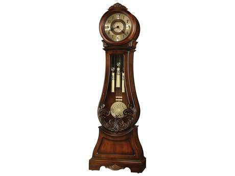 Howard Miller Diana Embassy Cherry Floor Clock