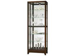 Luke Espresso Curio Cabinet