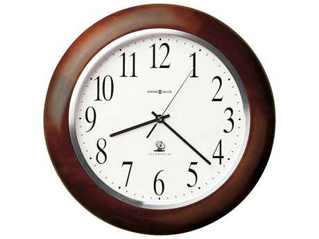 Howard Miller Murrow Windsor Cherry Wall Clock HOW625259