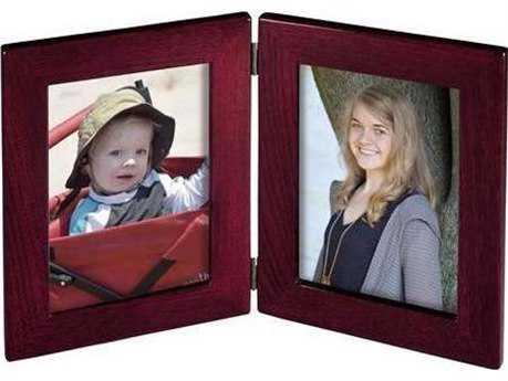 Howard Miller Rosewood Book Frame II Rosewood Hall HOW655123