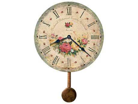 Howard Miller Savannah Botanical Society VI Wall Clock HOW620401