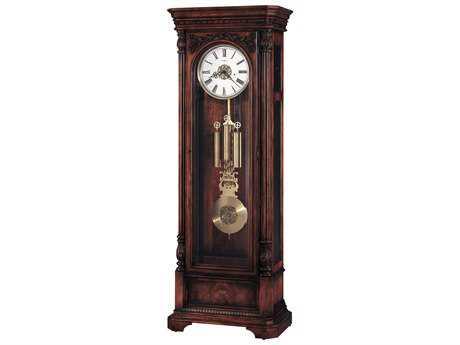 Howard Miller Trieste Hampton Cherry Floor Clock