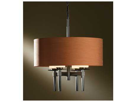 Hubbardton Forge Beacon 22'' Wide Four-Light Fluorescent Chandelier HBF104815F