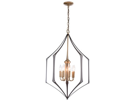 Hubbardton Forge Carousel 21'' Wide Mini Chandelier