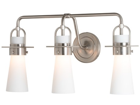 Hubbardton Forge Castleton Glass Vanity Light HBF202174