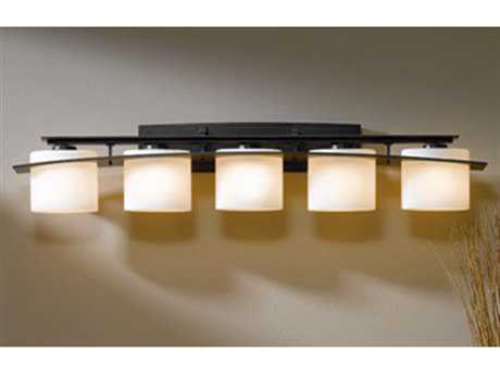 Hubbardton Forge Ellipse Five-Light Fluorescent Vanity Light HBF207525F