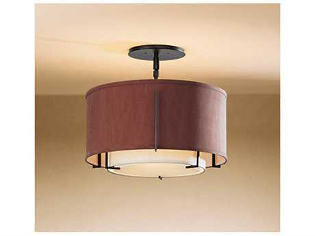 Hubbardton Forge Exos Semi-Flush Mount Light HBF126501F