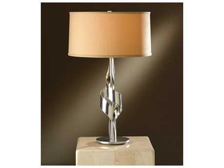 Hubbardton Forge Flux Incandescent Table Lamp HBF27293082
