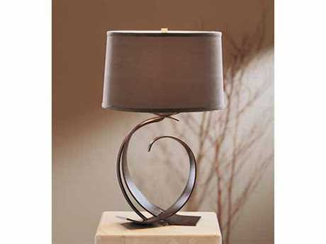 Hubbardton Forge Fullered Incandescent Table Lamp HBF272674