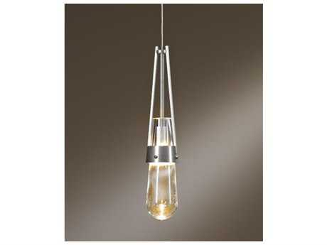 Hubbardton Forge Link Incandescent 3'' Wide Mini Pendant Light HBF161040T82