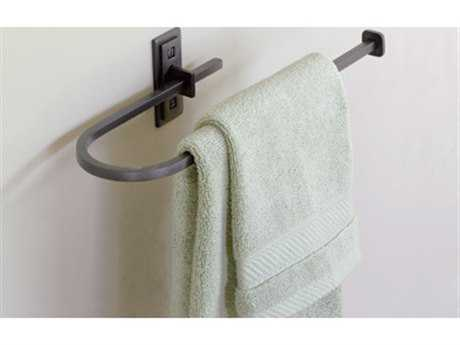 Hubbardton Forge Metra Large Towel Holder
